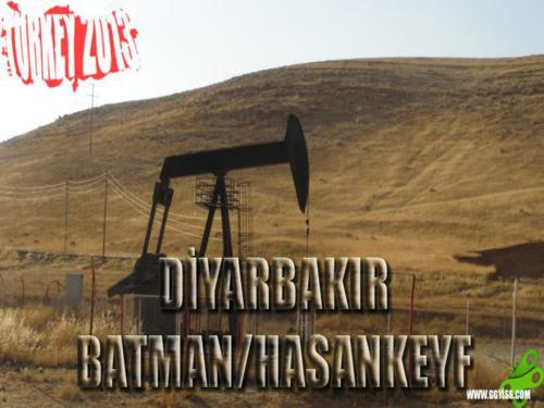 2013/08/23 Turkey2013 39. Gün (Diyarbakır - Hasankeyf)