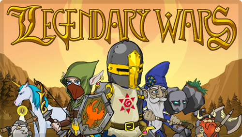 Legendary Wars Download JogosAndroid