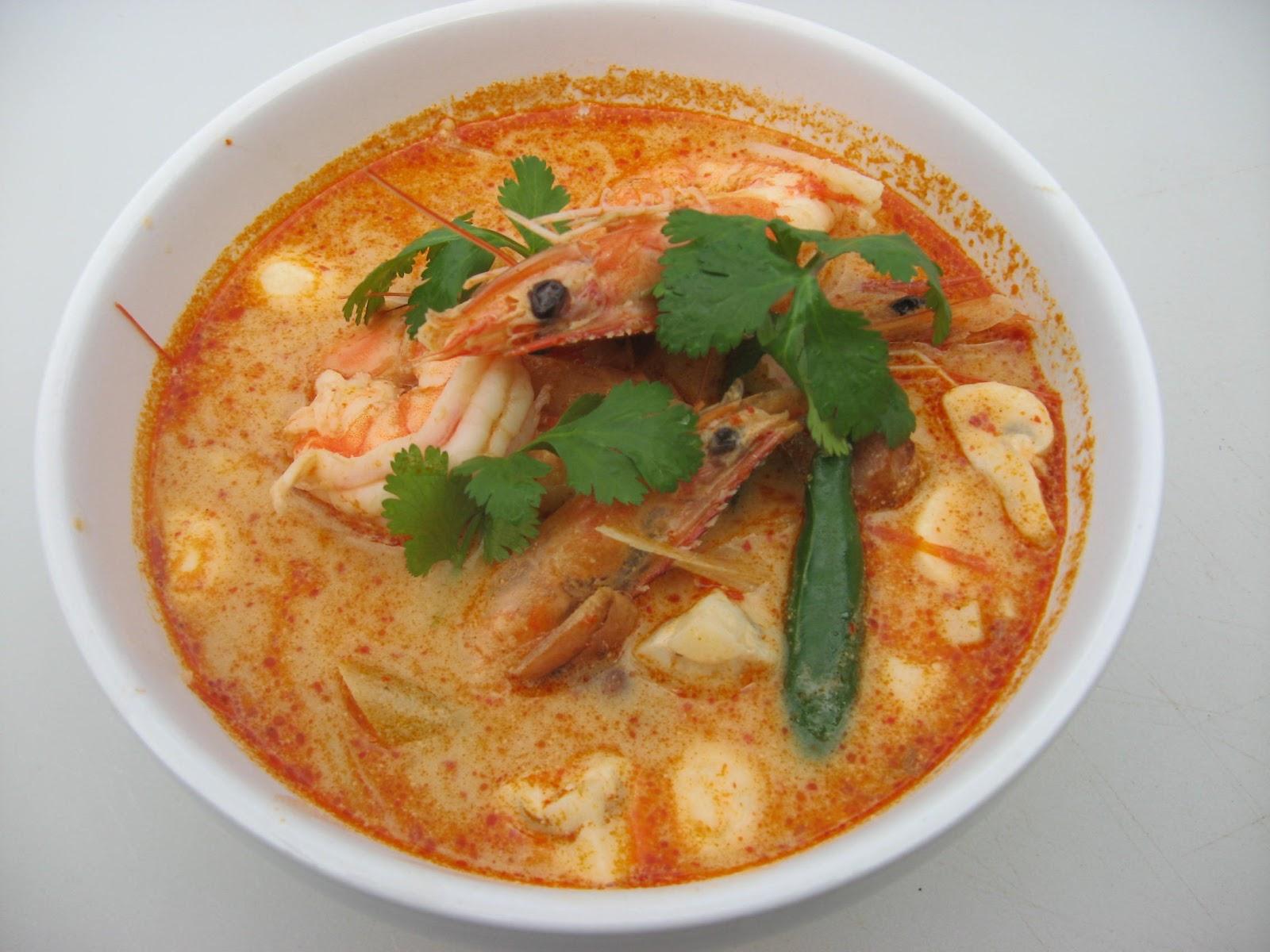 Modern Thai Food: Supper Club