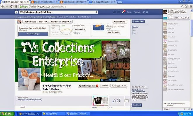 TYs CollecTioNs @ Facebook.com