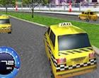 3D Taxi Yarışı