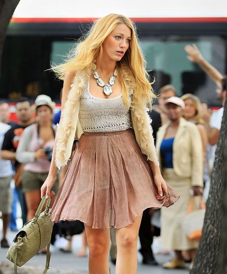 Gossip Girl Fashion Serena The Image