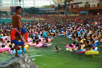 WATER PARK IN CHINESE