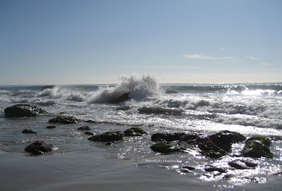 Breaking Waves, Crystal Cove, Serendipity Handmade