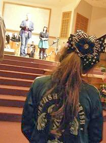 keith and kristyn getty and miss grace