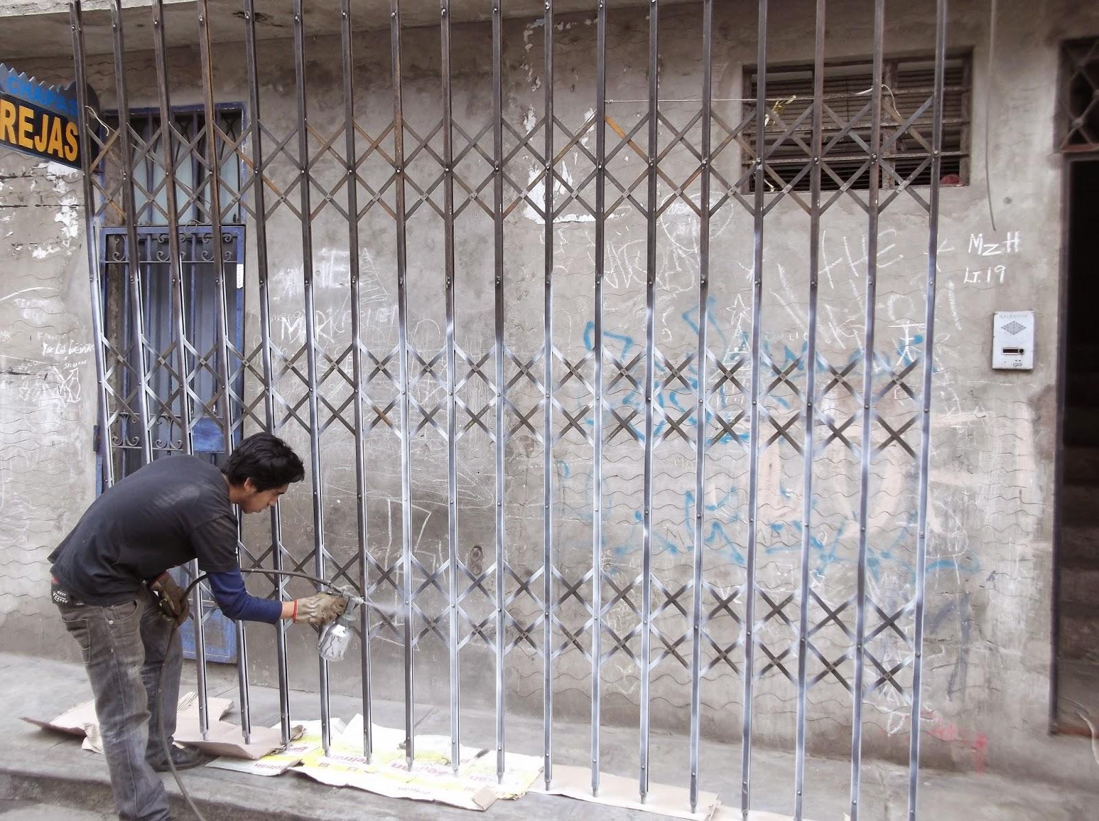 Carpinteria metalica puertas - Puertas de derribos ...