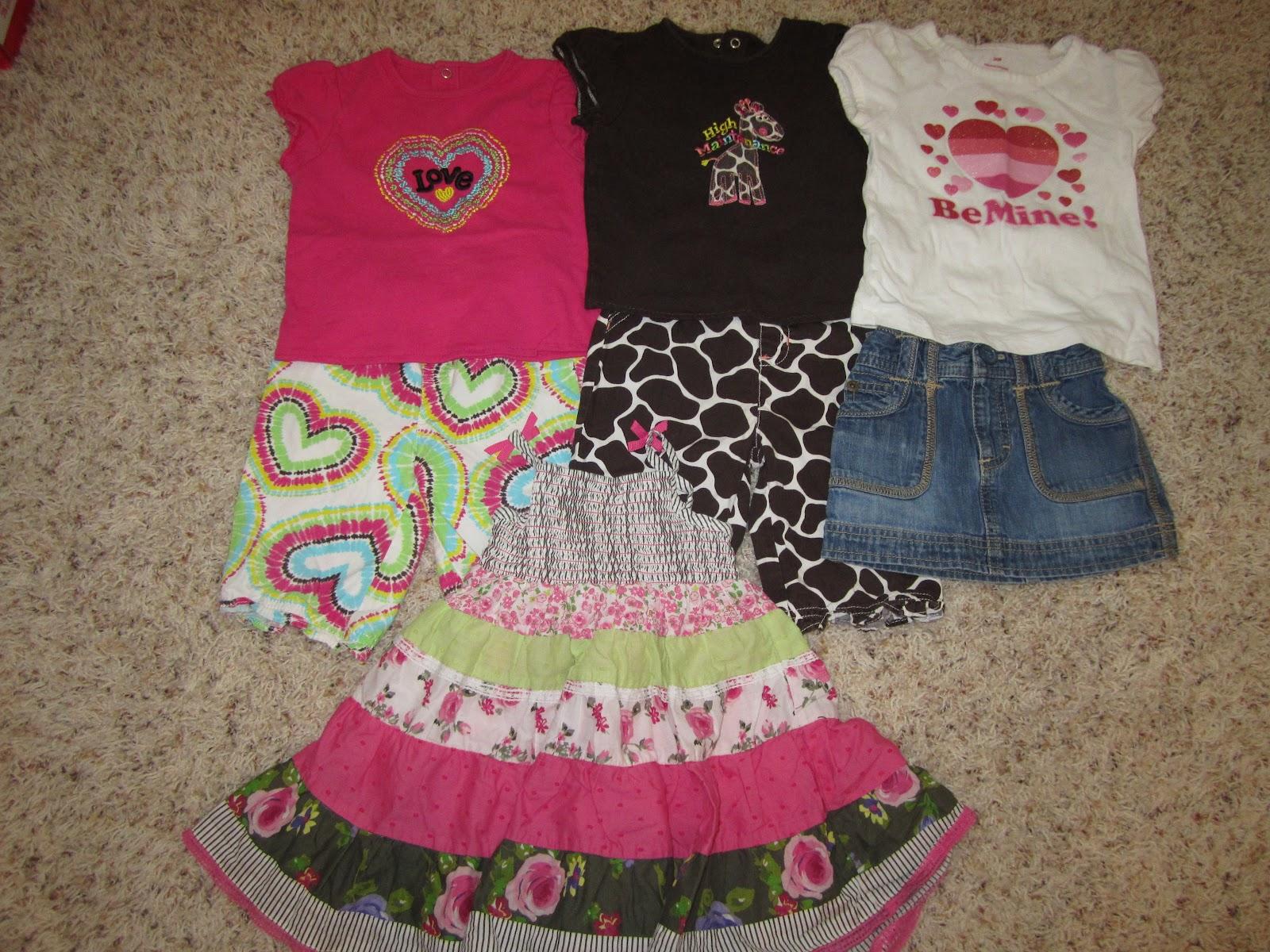 Jumping Bean Brand Clothes
