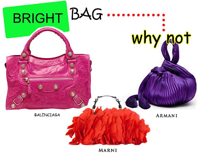 Bright Bag? Why Not ...