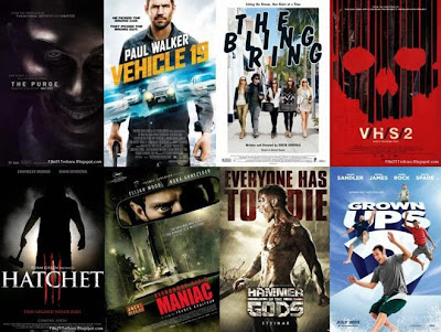 Film Unggulan Hollywood di Bioskop