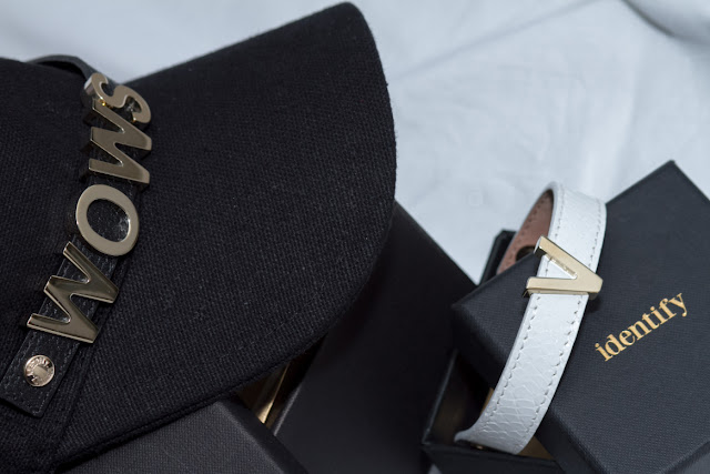 PERSONALIZED ACCESSORIES: IDENTIFY CAP and BRACELET