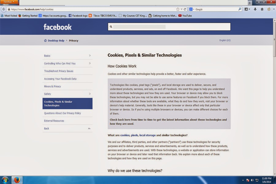 Facebook Open Redirect Variability