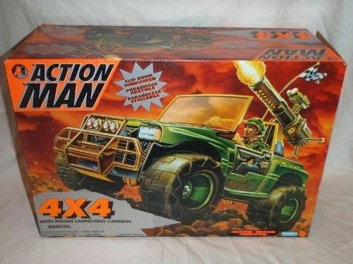 Coolest Man Toys : Lost entertainment toys coolest action man from the