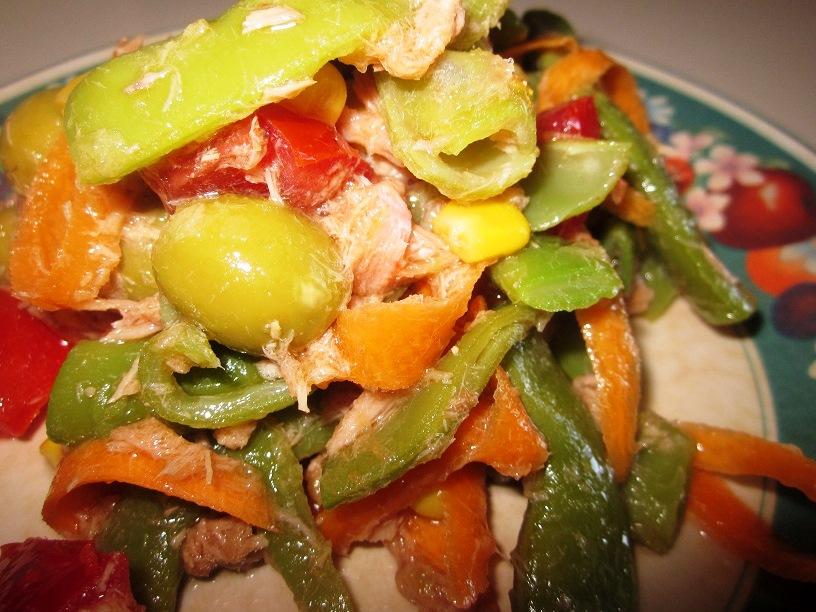 Bienmesabe ensalada de judias verdes - Ensalada de judias verdes arguinano ...