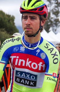 Peter Sagan Pedal Dancer Photography