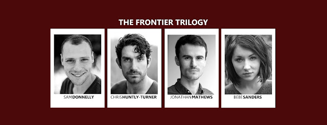 Jethro Compton's Frontier Trilogy