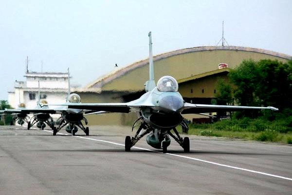 Perkuat Selat Malaka, Satu Skuadron F-16 Disiapkan di Pekanbaru