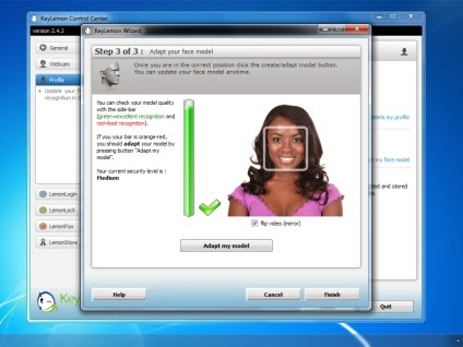 Face Recognition System - Free download and software