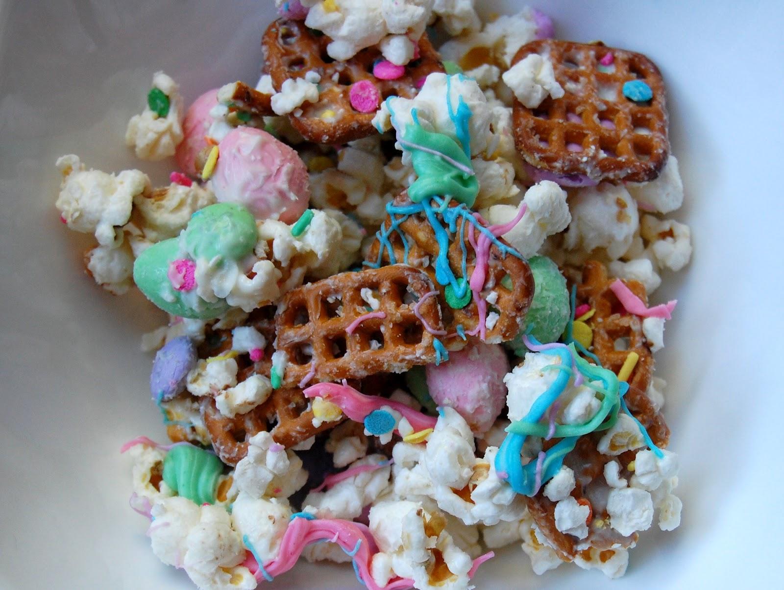 Bunny Snacks Easter Sprinkle Mix