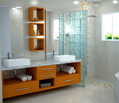 Fotos de Banheiros Planejados Grandes