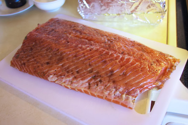 gravlax: simple living and eating