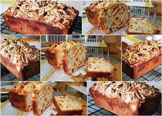 लिंबू आणि अॅप्रिकॉटचा केक