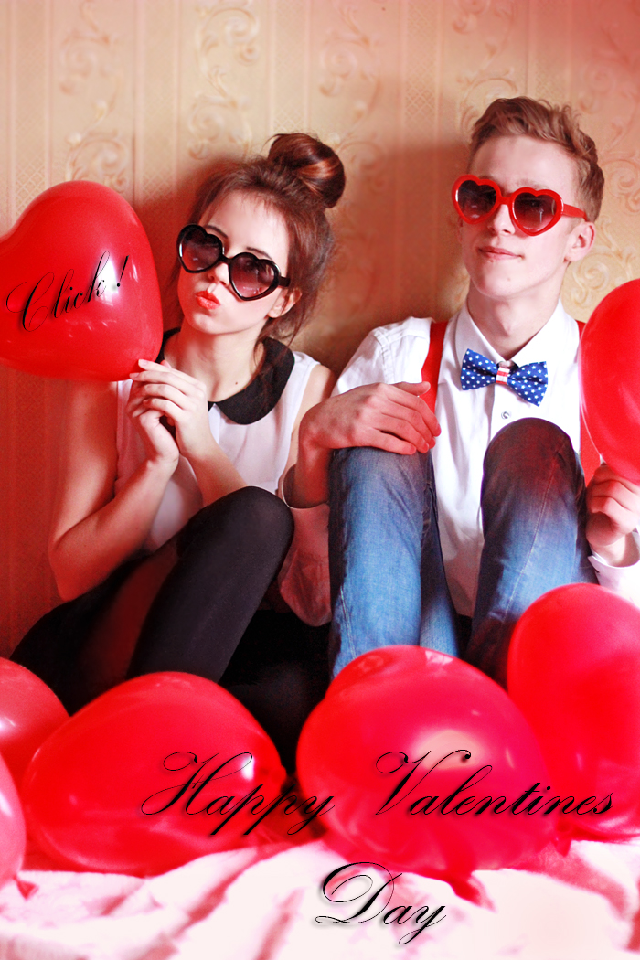 Adrian kami ski bow tie red heart mary kate - St valentin idee originale ...