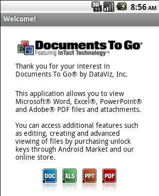 android mobile app documents to go free download android With documents to go android app free download