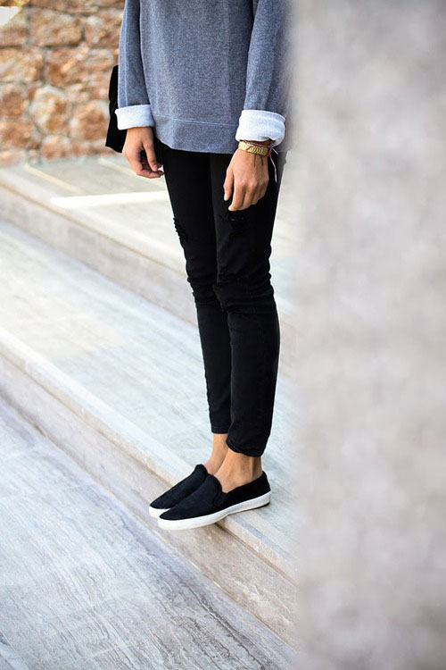 street style zapatillas comodo
