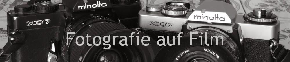 Fotografie auf Film