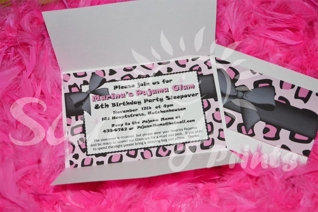 Leopard Print Party Decorations Similiar Cheetah And Pink Pajama Party Keywords