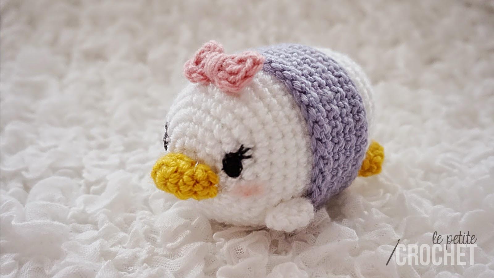 le petite crochet: Tsum Tsum Crochet Project for 2015