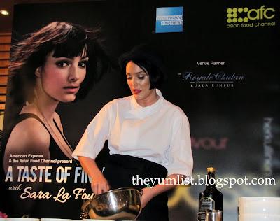 Royale Chulan Hotel, Kuala Lumpur, celebrity chef