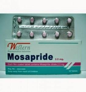 موسابرايد,معدة,مرئ,ارتجاع,المعدة,التهاب,mosapride,gastritis,heart,burn,GERD