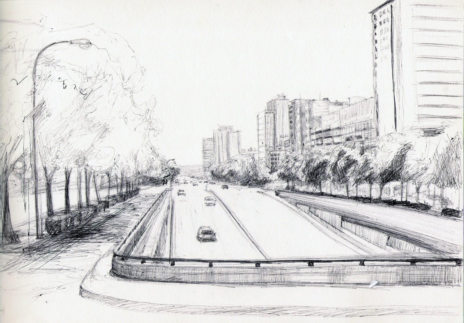 Blanca Quintas Un paisaje urbano