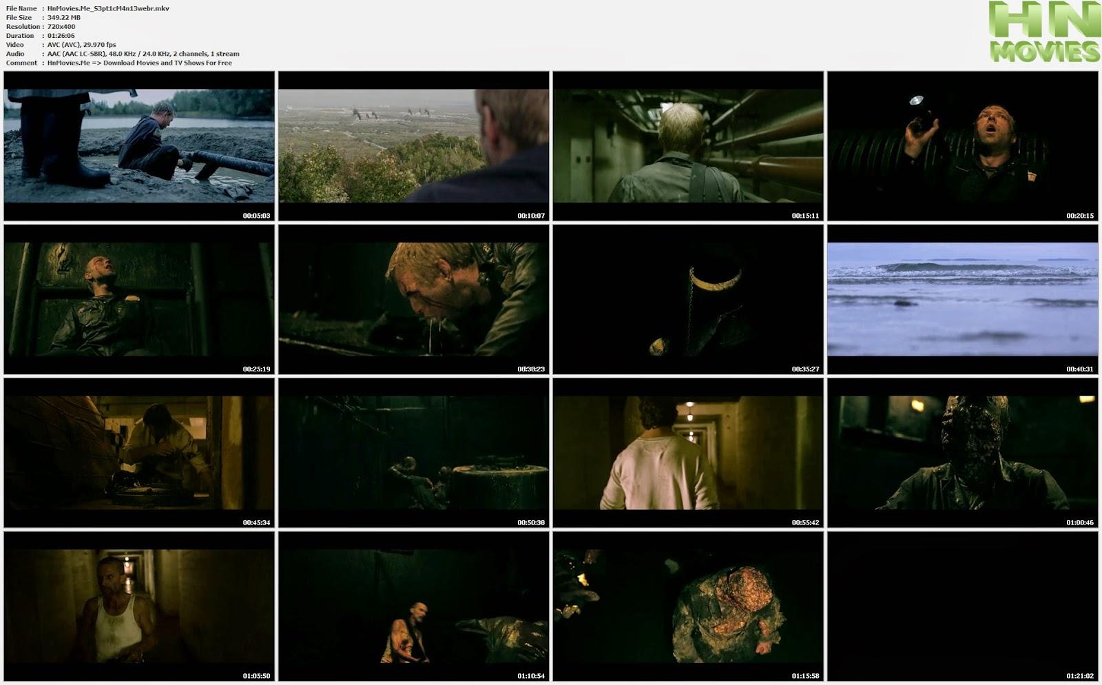 movie screenshot of Septic Man fdmovie.com