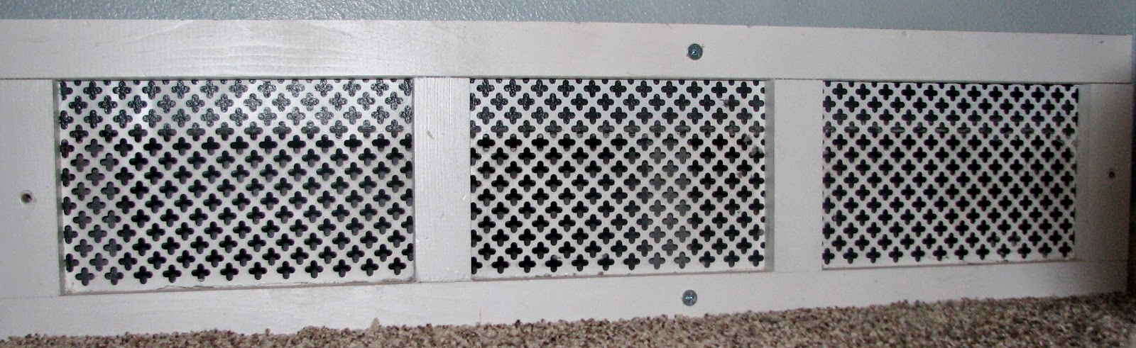My So Called DIY Blog: DIY Decorative Air Intake Grate
