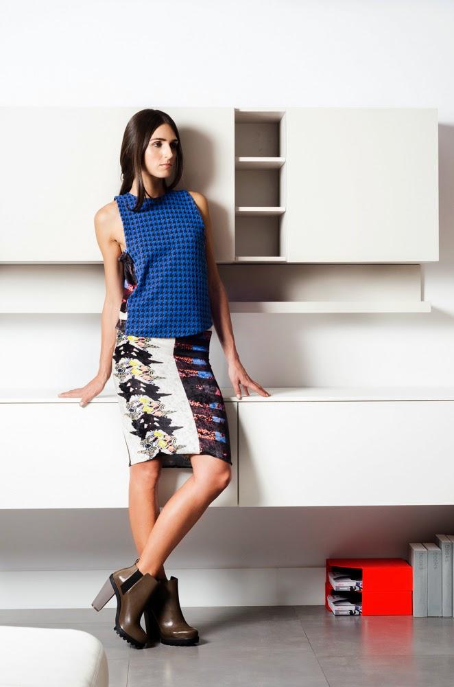 Lisu Vega Announces 'The Beast' Spring/Summer 2015 Collection during New York Fashion Week