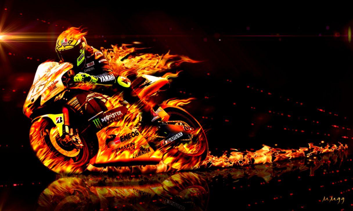 Valentino Rossi Speed Hd | Wallpaper Gallery