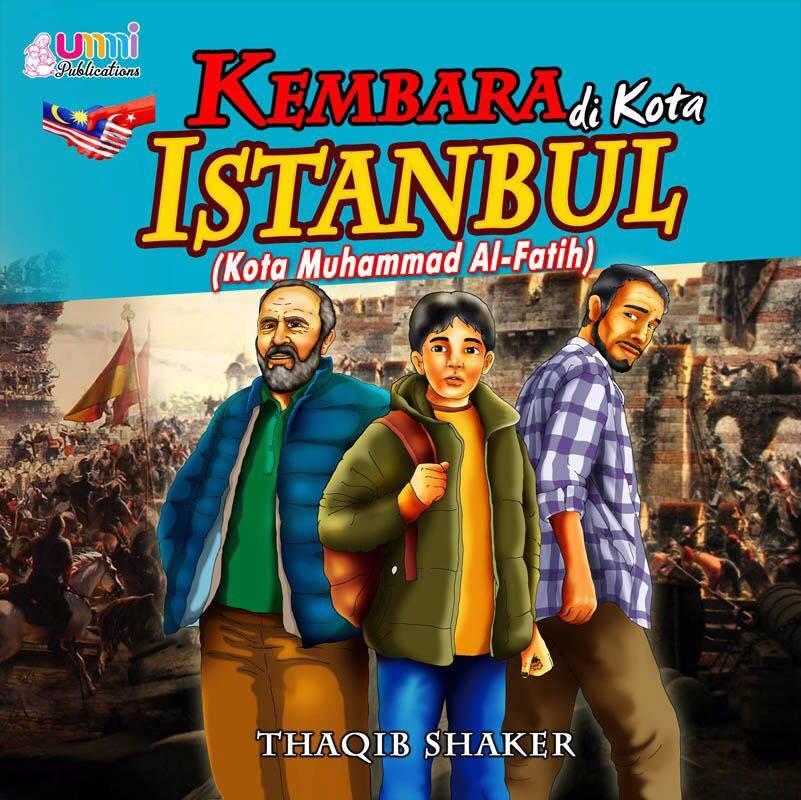 Kembara Di Kota Istanbul