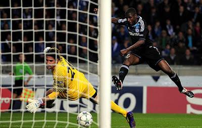 Racing Genk 1 - 1 Chelsea FC (1)