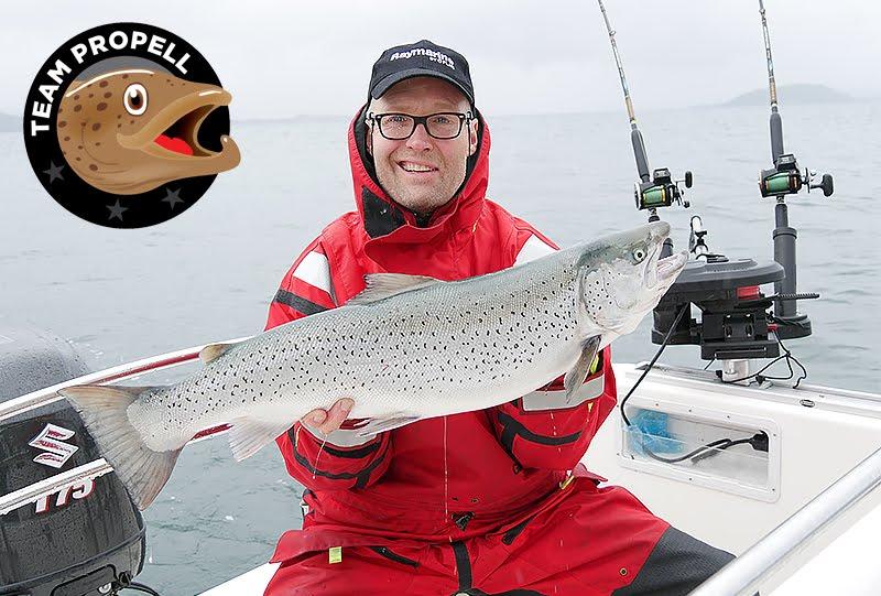 Team Propell fiske