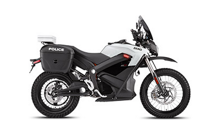 100% Electric Patrol Fleet Motorcycles