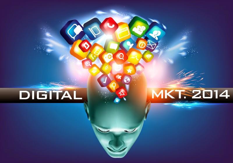 Digital Marketing Strategy 2014