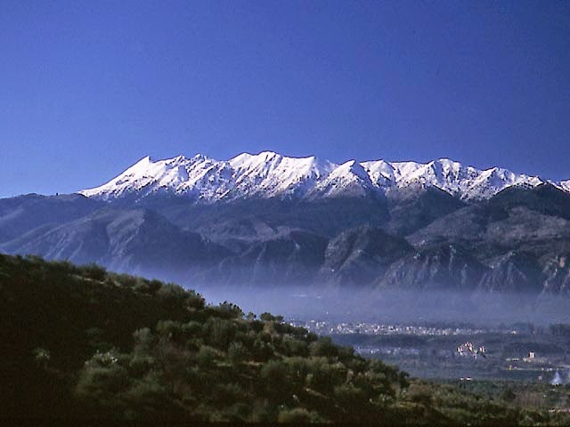 Mount Taygetos