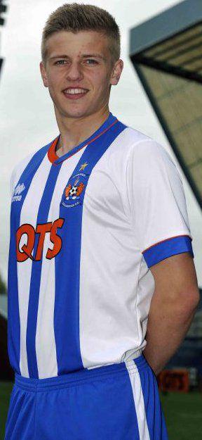 <b>キルマーノックFC</b> 2015-16 ユニフォーム - ユニ11