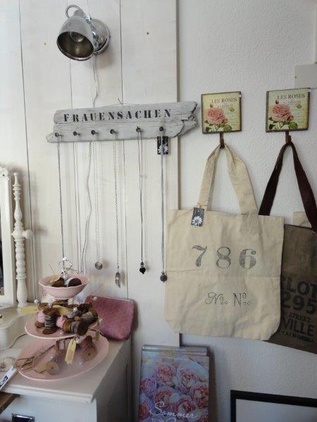 Blumen atelier mels ds blu m paradies flums shabby chic und vintage style - Vitrage style atelier ...