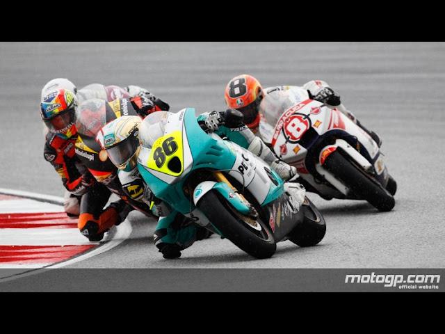 Hafizh Syahrin Berjaya Gegarkan Moto 2