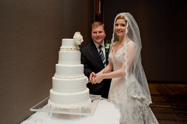 5 Tier Wedding Cake Twin Cities