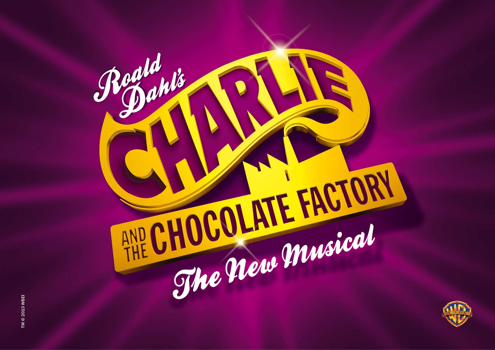 Charlie & The Chocolate Factory Teaser Poster