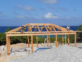caribbean timber frame